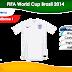 Inglaterra - FIFA World Cup Brasil 2014