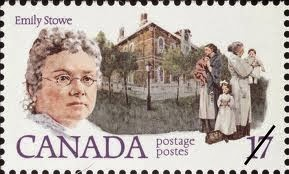 Emily Howard Stowe stamp