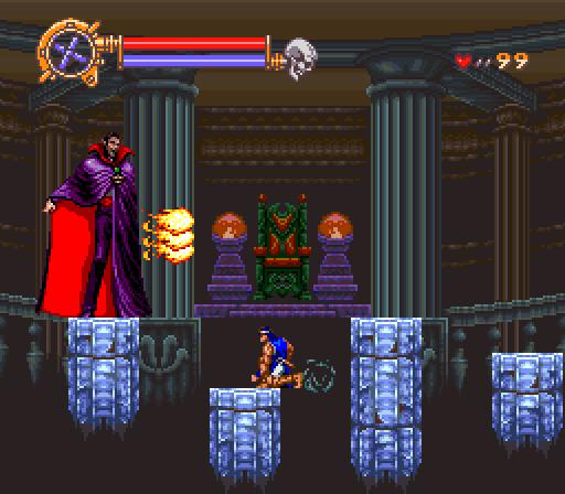 Vgjunk Castlevania Dracula X Vampire S Kiss Snes