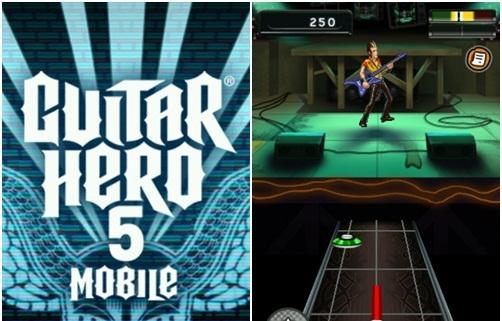 Game Guitar Hero 5 untuk Android