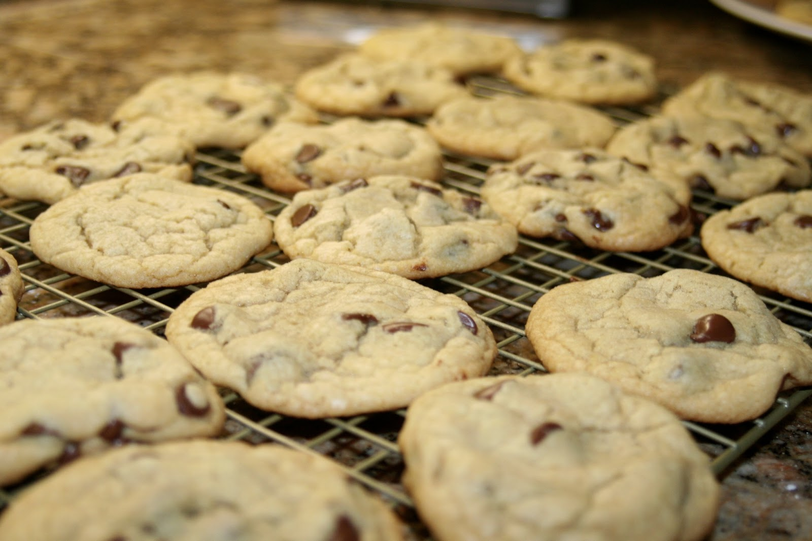 Home Trends Utah: Soft Chewy Chocolate Chip Cookies (made with pudding ...