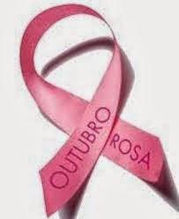 Eu apóio o  Outubro Rosa