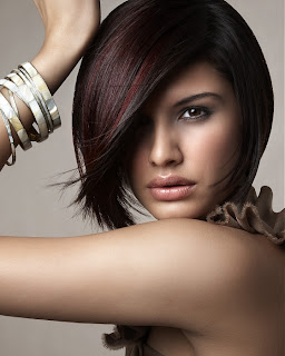 Stylish Angel Bob Hairstyles 2012 2013 Pictures 4 Stylish Hairstyles for Round Faces 2013
