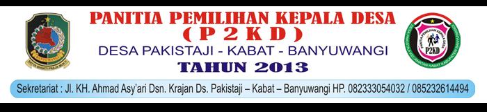 TATA TERTIB PELAKSANAAN PILKADES 2013