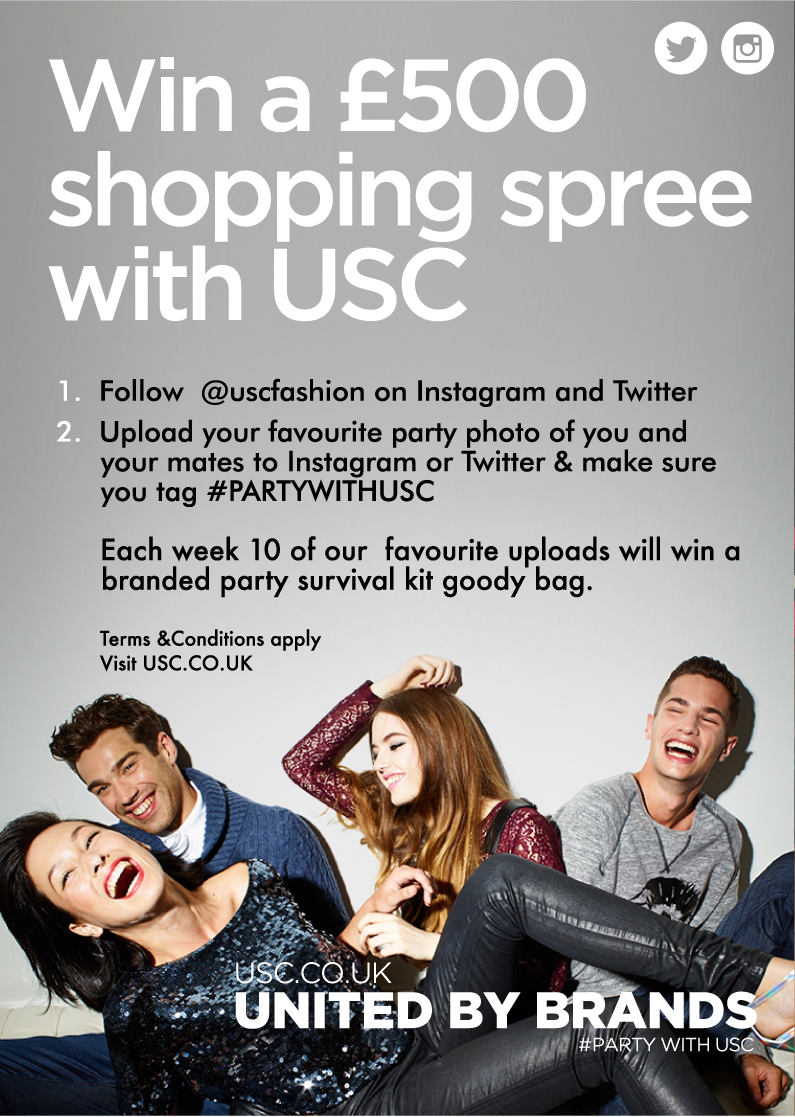 USC_FASHION_COMPETITION_WIN_£500_GIVEAWAY