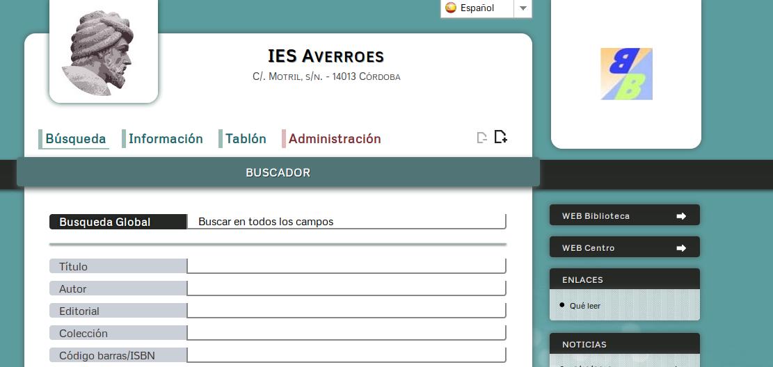 http://redcentros.ced.junta-andalucia.es/centros-tic/14002984/biblioweb/mod/Busqueda/
