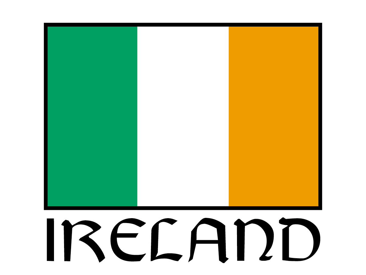 Stupendous image within flag of ireland printable