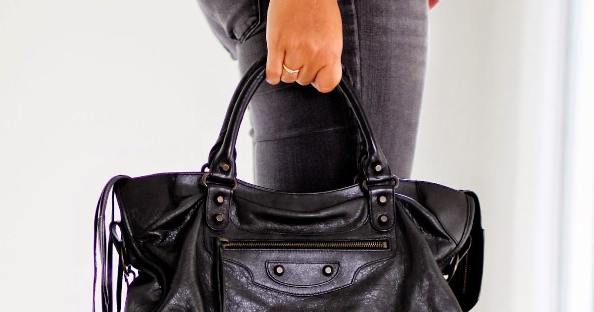 Bagfetishperson  Bag Of The Day  Balenciaga City
