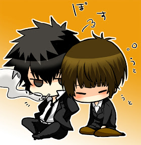 Cute Psycho Pass Chibi