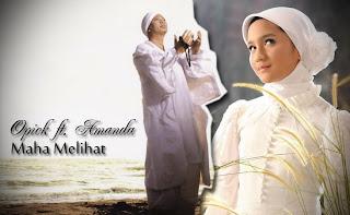 Opick ft. Amanda - Maha Melihat (OST Manohara)