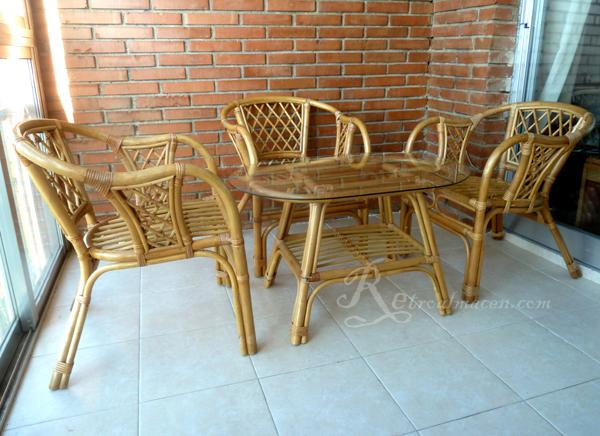 Retroalmacen tienda online de antig edades vintage y decoraci n espectacular conjunto de - La boutique de la silla madrid ...