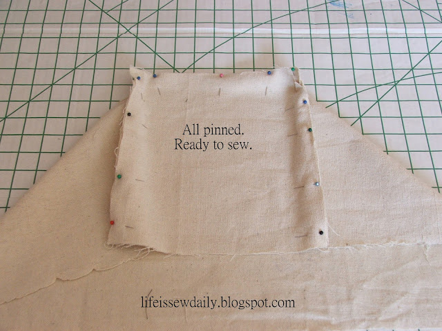 how to make your own panty liners