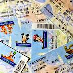 チケット&パスポート