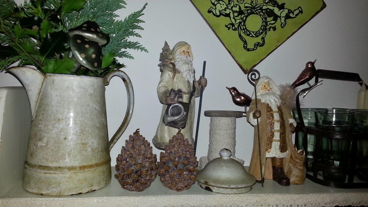 Shabby House And Garden Weihnachten Zieht Ein In Unser