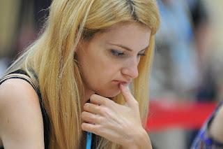 Échecs à Istanbul : Sophie Milliet échiquier n°2 de l'équipe féminine française © site officiel