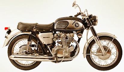 Tips Memiliki dan Membeli Motor Antik Idaman