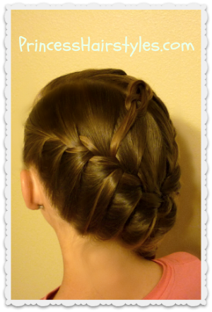 Figure 8 Knot With Diagonal Braids