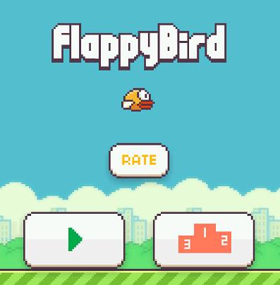 Main flappy bird di pc, main game flappy bird tanpa download