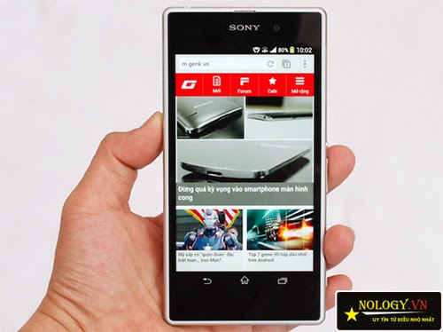 Đánh giá Sony Xperia Z1