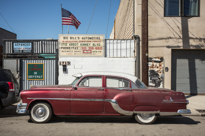 The Street Peep 1954 Pontiac Star Chief 1960