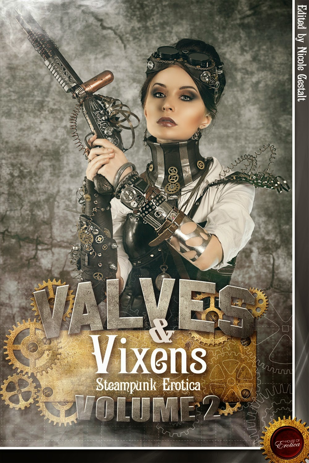 Valves & Vixens Volume 2 Now out!