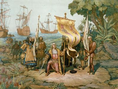 Fakta Kekejaman Christopher Columbus, Columbus day, christopher columbus sang si penemu benua amerika, The Dark Side of Christian History, D-A. Blog.