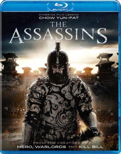 The Assassins 2012 Hindi Dual Audio 720p BRRip 850mb