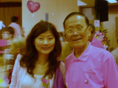 母親節 獨唱家蕭 承明與女公子