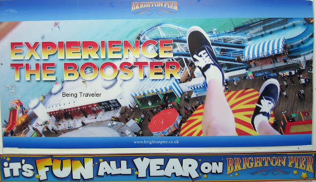 Booster Ride at Brighton Pier
