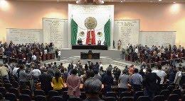 Aprueba LXIV Legislatura la reestructuración de la deuda pública del Estado