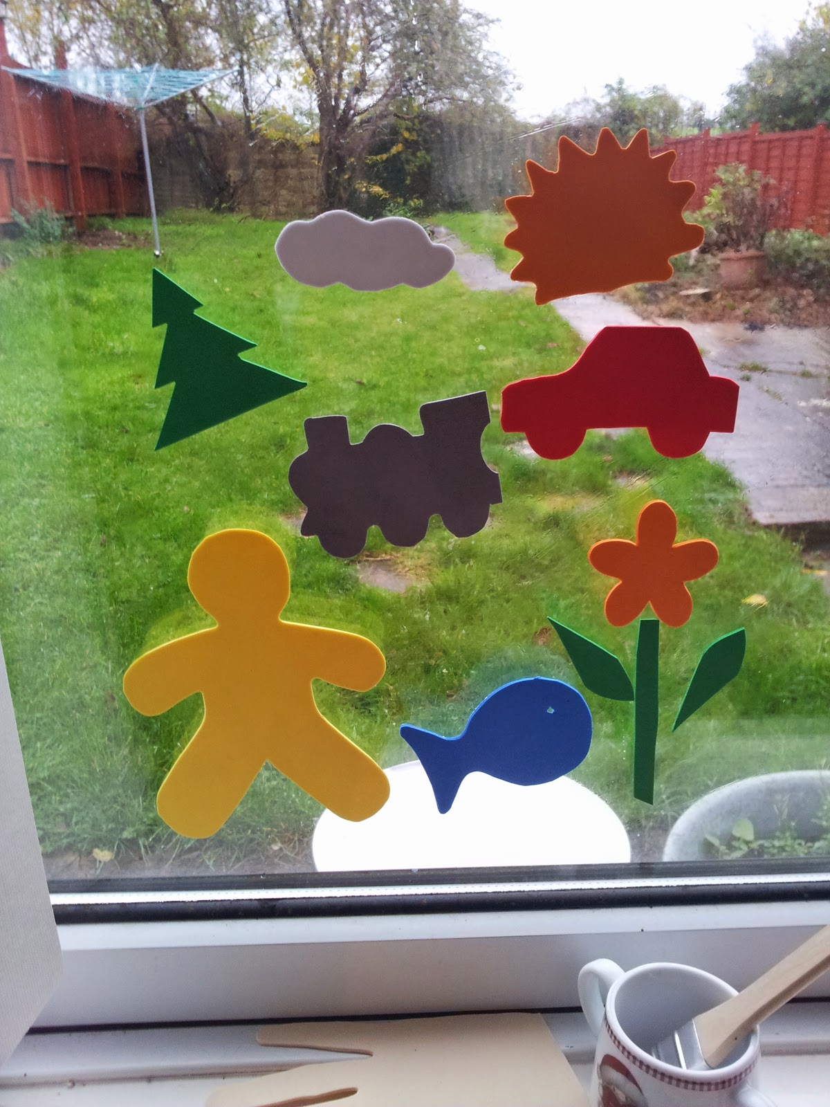 Image result for foam shapes and water