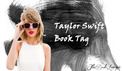 The Taylor Swift Book Tag: Say you'll see me again even if it's just in your wildest dreams