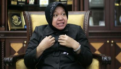 Pilkada Surabaya Di Tunda, Walikota Surabaya Akan kerja Di Amerika..?