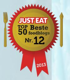 Just eat 12e plaats voor Carola Bakt Zoethoudertjes
