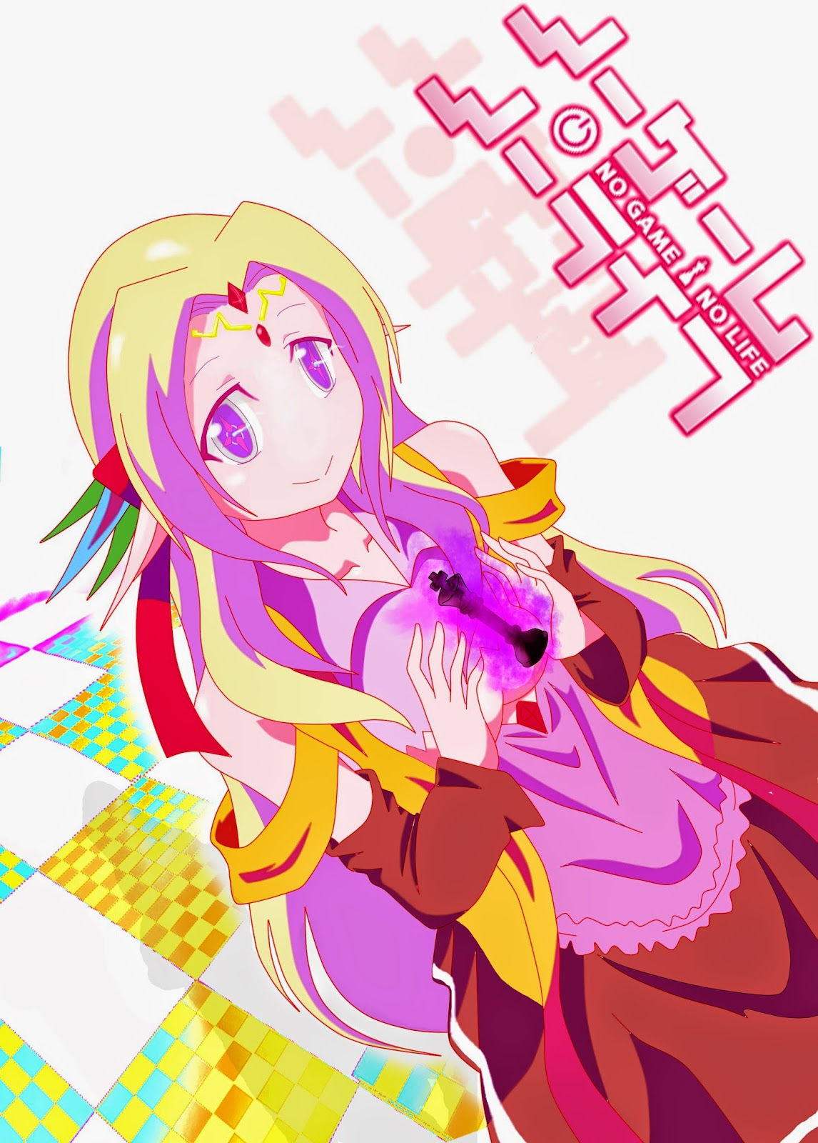 No Game No Life Fil Nivalen