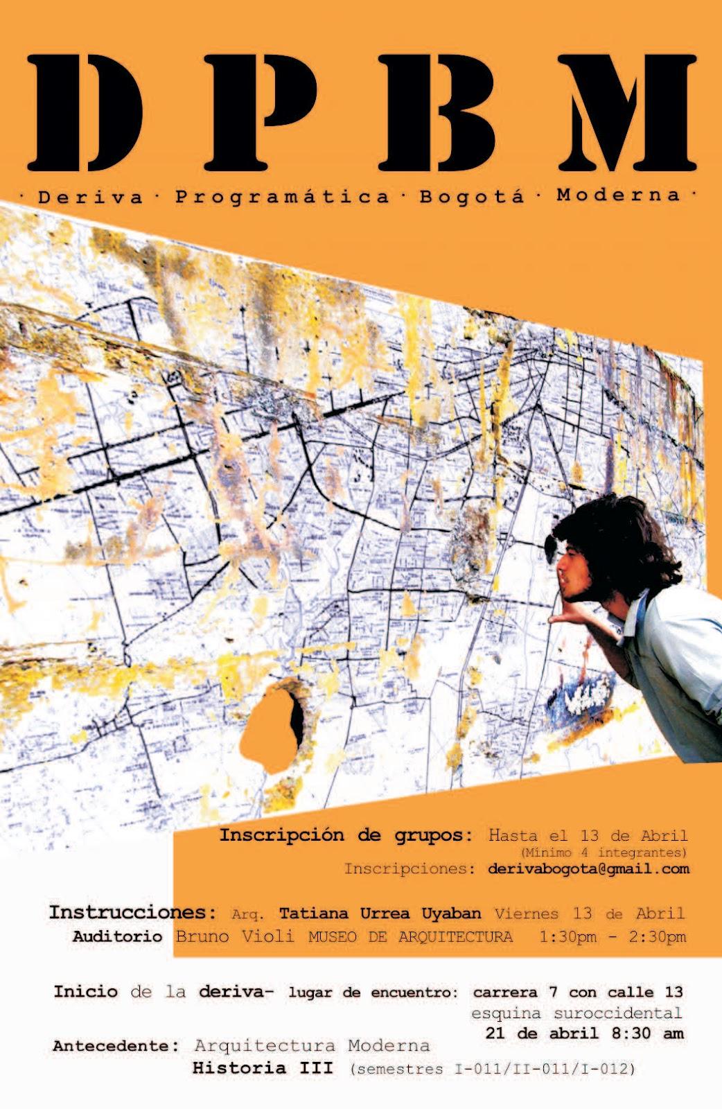Historia de la arquitectura moderna deriva program tica for Historia de la arquitectura moderna