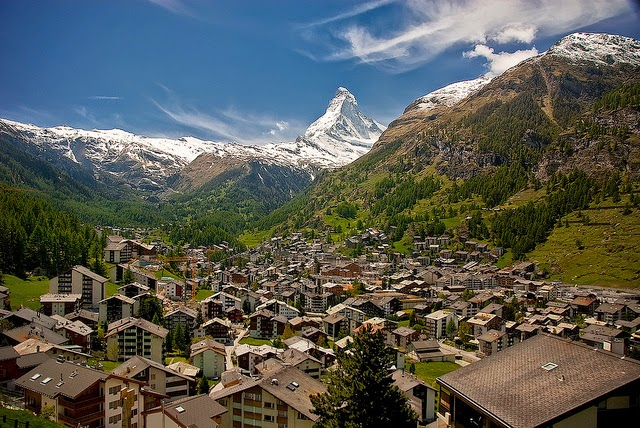 5 Best Places to Visit in Switzerland