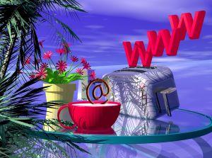 gestión de la globalización e internet