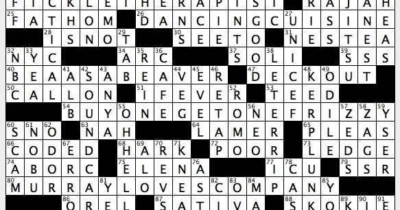 Rex parker does the nyt crossword puzzle odettes counterpart in rex parker does the nyt crossword puzzle odettes counterpart in swan lake sun 10 4 15 half classic mad magazine feature vegas casino with mascot m4hsunfo