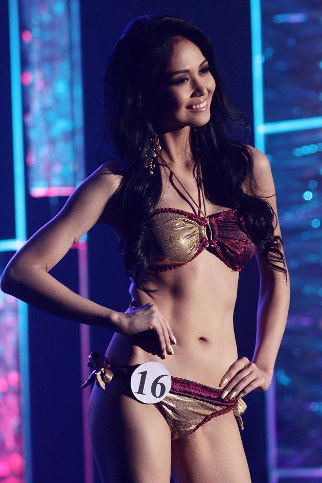 Cindy Miranda Bb Pilipinas bikini pic