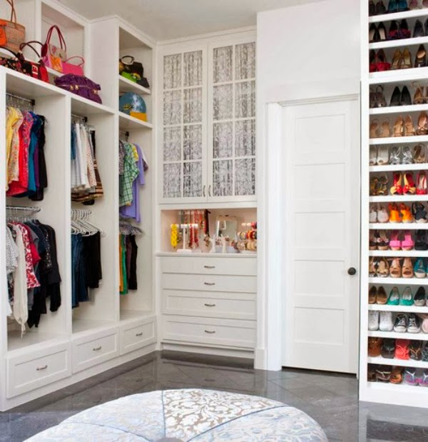 Beautiful Bedroom Girls With Dressing Room: The Fashion Journalist: Beautiful Closets And Dressing Rooms