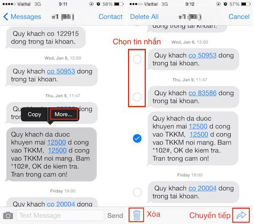 [iOS tips] - Tăng dung lượng bộ nhớ trống cho iPhone, iPad 4
