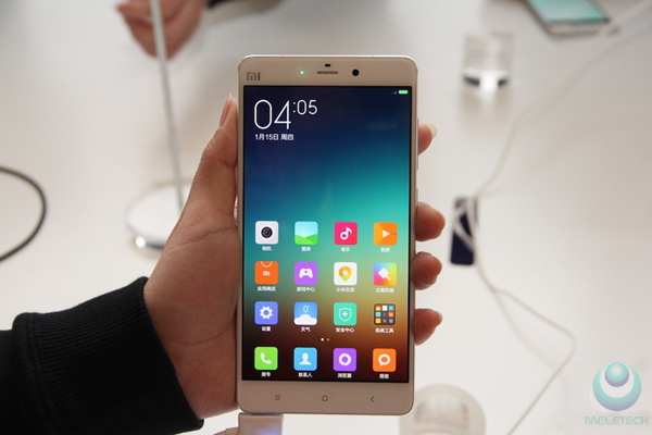 Spesification and price Xiaomi Mi Note Pro