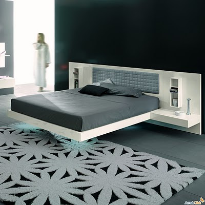 ArredaClick - Italian design furniture blog: Design Italian Beds with ...