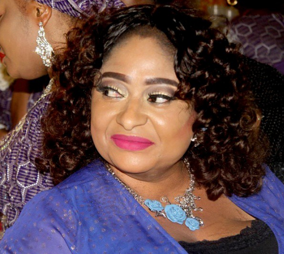 ronke oshodi oke album launch