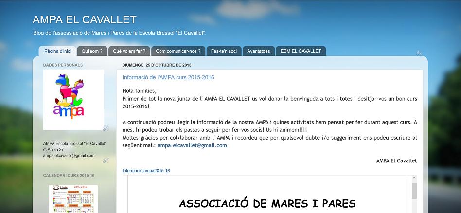 AMPA EL CAVALLET