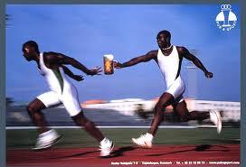 Пиво и фитнес.