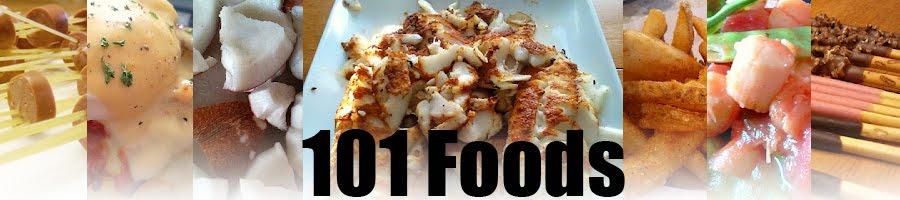 101 Foods