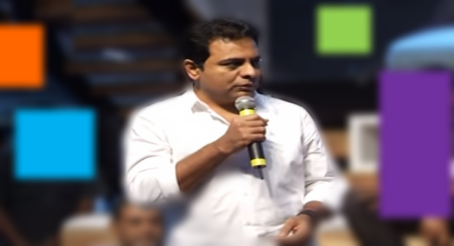 KTR @THUB Launch