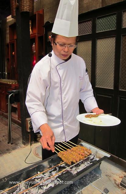 Bijan Restaurant, Kuala Lumpur, Cooking Class, Award-winning Malay fine dining, traditional, pork-free, Chef Norman Musa, Chef Zulkifly bin Razali